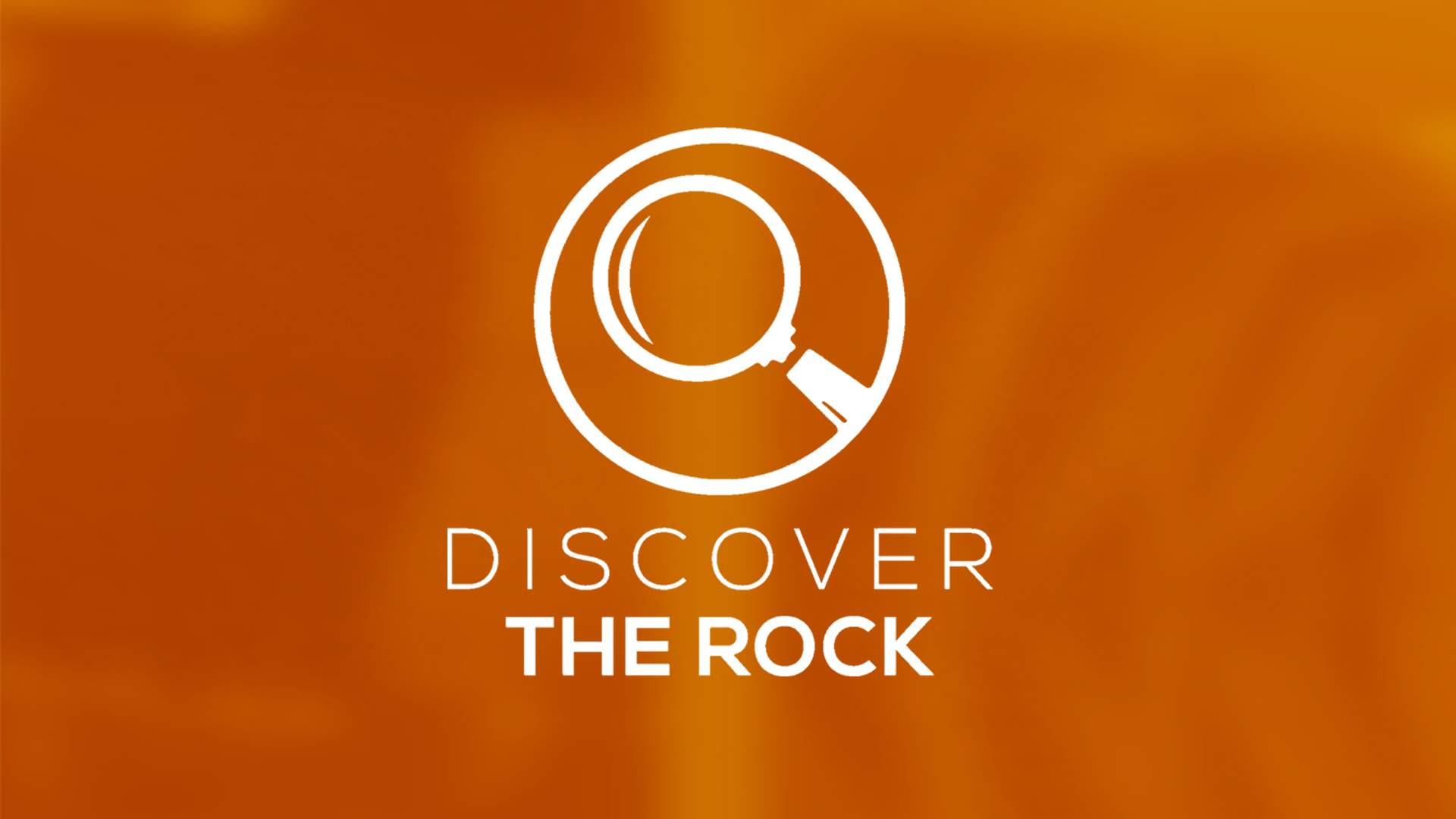Discover the Rock